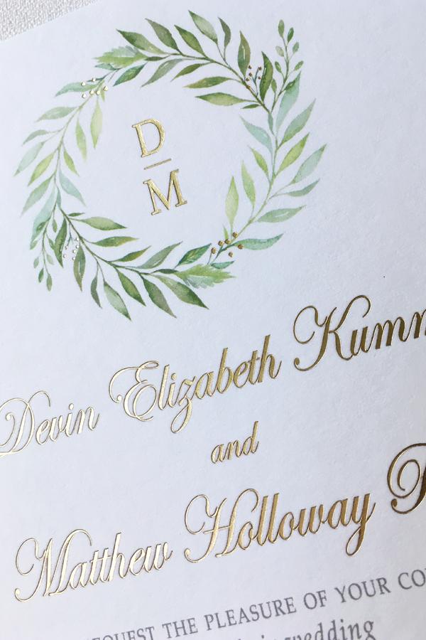 Chicago-Wedding-Invitation-Foil-Stamping-Emery-Ann-Design